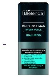 Bielenda Only For Man Hydra Force M) nawilżająco-łagodzący krem do twarzy 50ml