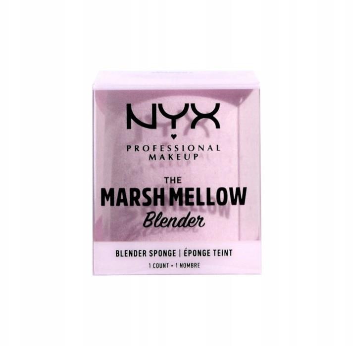Nyx professional makeup Nyx The Marshmellow Blender Gąbka Do Makijażu