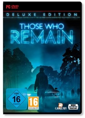Those Who Remain Edycja Deluxe (GRA PC)