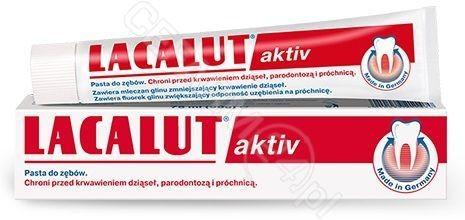 Natur Produkt ARCAM Pasta do zębów aktiv przeciw parodontozie 75 ml + lusterko GRATIS !   DARMOWA DOSTAWA OD 149 PLN!