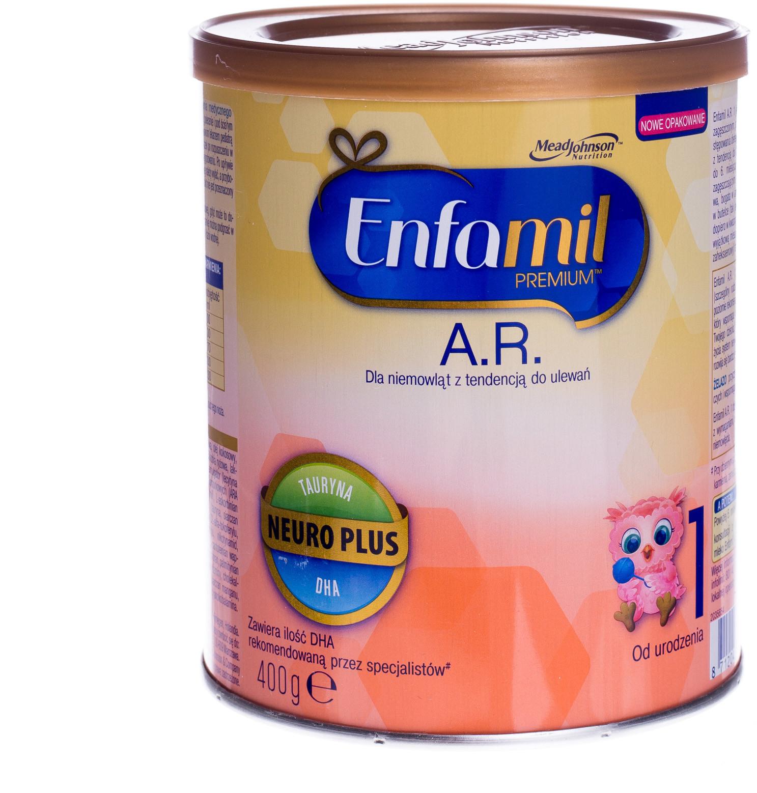 Enfamil Premium A.R 1 neuro plus 400 g