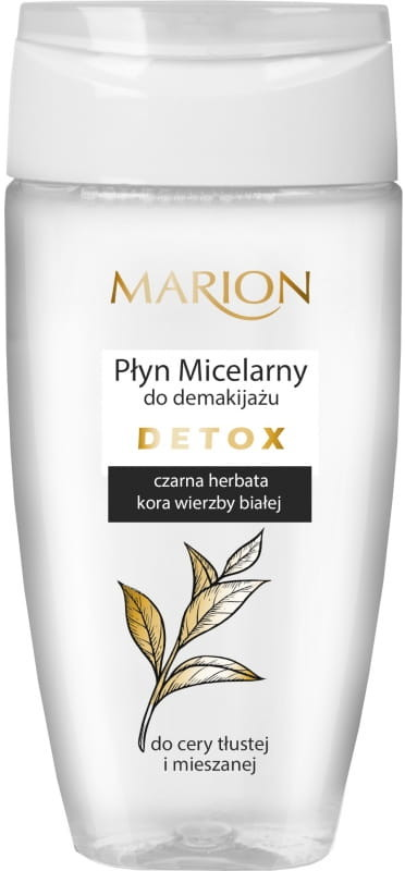 Marion Marion Płyn micelarny do demakijażu Detox 150 ml MARION 011743