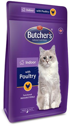 Butchers Functional Cat Dry Indoor 0,8 kg