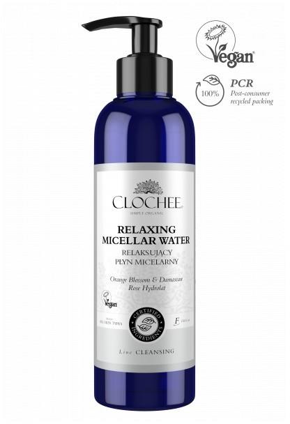 Clochee płyn micelarny do demakijażu, 250ml CLO000031