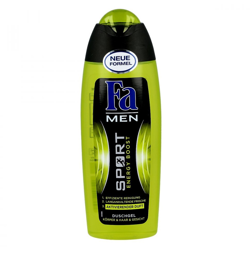 Fa Duschgel Men Sport Energy Boost