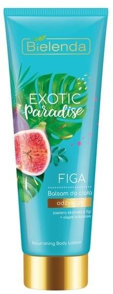 Bielenda Exotic Paradise Balsam odżywczy Figa 250ml