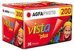 AgfaPhoto Vista 200 135 36 kolorowy film negatywowy 612360
