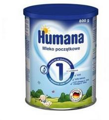 Humana 1 - mleko początkowe 800g