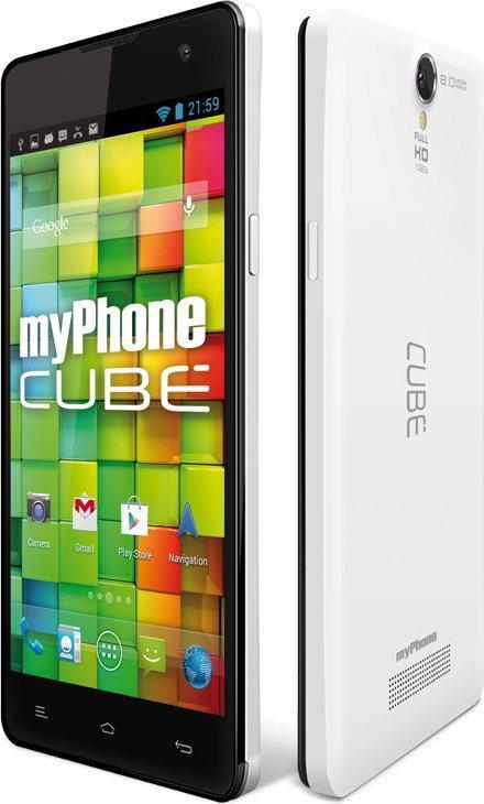 myPhone CUBE