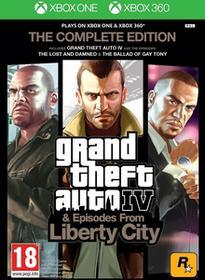 Grand Theft Auto IV Complete XONE