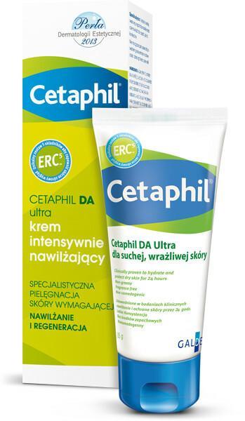 Cetaphil DA Ultra Emulsja 85g