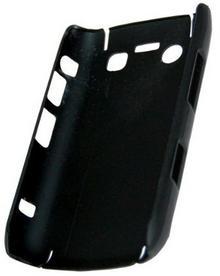 STK Accessories CFPRB9700SOBK/PP Silikon-Schutzhülle für BlackBerry 9700, Schwarz