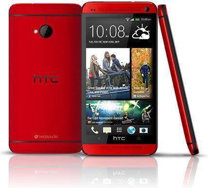 HTC ONE Srebrny