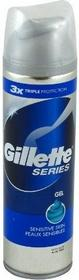 Gillette Series Sensitive Skin 200ml