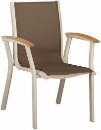 Krzesło aluminium/textileneR 0100102-1100