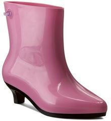 Melissa Kalosze Ankle Boot + Jeremy Sc 31916 Pink/Black 52208 tworzywo/-Mel-Flex