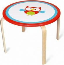 Scratch Europe Scratch Stolik drewniany dla Dzieci Sowa 6182311