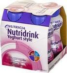 N.V.Nutricia Nutridrink Yoghurt Style malina 4x200 ml 3056161