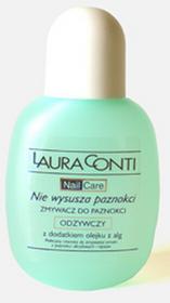 Laura Conti Odżywczy zmywacz do paznokci z dodatkiem olejku z al 100ml