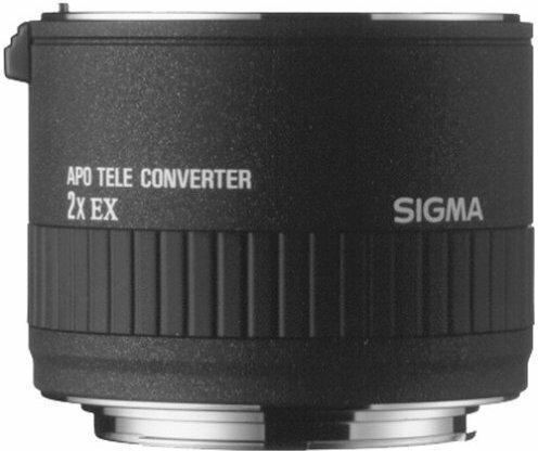 Sigma Teleconverter 2.0x EX APO