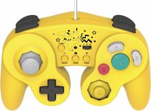 HORI Wii U Super Smash GameCube Controller (Pikachu)