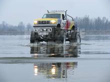 Jazda Monster-Truckiem - Warszawa