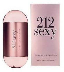 Carolina Herrera 212 Sexy woda perfumowana 60ml