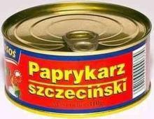 Łosoś Paprykarz szczeciński 310g