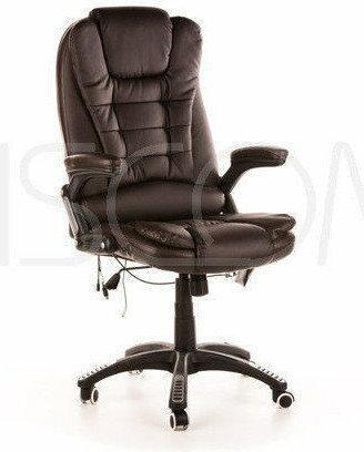 CALVIANO Fotel biurowy MANAGER z masażem