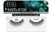 Ardell Natural #103 DEMI Black
