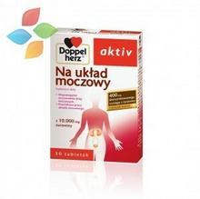 Queisser Pharma Doppelherz Aktiv Na układ moczowy 30 tabletek