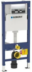 Geberit Stelaż podtynkowy WC Unifi X Delta 50 cm chrom