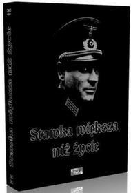 Stawka większa niż życie DVD) Andrzej Zbych