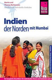 Barkemeier, Martin Reise Know-How Reiseführer Indien - der Norden mit Mumbai Barkemeier, Martin