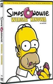 Simpsonowie Wersja kinowa DVD) David Silverman