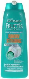 Garnier Fructis Grow Strong Wzmacniający przeciwłupieżowy Szampon do włosów 250