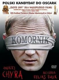 Komornik Grzegorz ?oszewski DVD