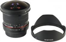 Samyang 8mm f/3.5 AS IF MC Fish-eye CS II Nikon
