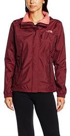The North Face damska kurtka w Resolve Jacket, czerwony, S NF00AQBJHBM-601