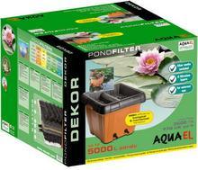 Aquael Dekor - filtr do stawów