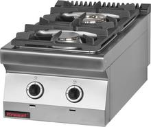 Kromet Kuchnia gazowa 2-palnikowa 700.KG-2
