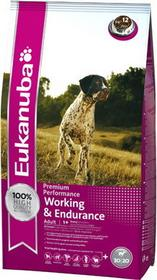 Eukanuba Adult Performance Working&Endurance 15 kg