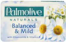 Palmolive Naturals Mydło w kostce Balanced & MIld z Rumiankiem i Witaminą E 90g