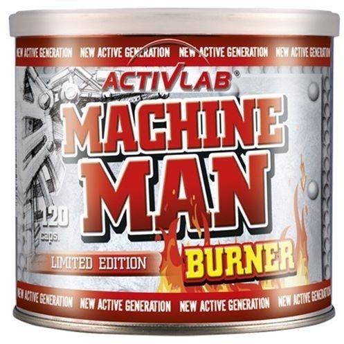 Activita Machine man burner 120 kap.