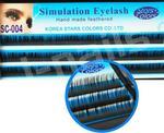 Opinie o SC-004 Kasetka - sztuczne rzęsy jedwabne Simulation Eyelash 0,10mm D 8mm Satynowe