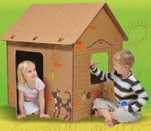 Domek kartonowy Anna