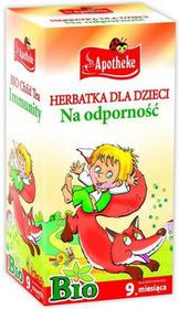 APOTHEKE Herbata dla dzieci na odporność BIO 30g