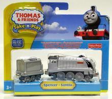 Fisher Price Tomek i przyjaciele Duża lokomotywa (asortyment) T2558