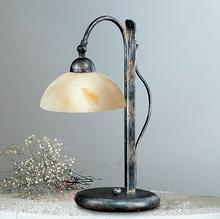 GL K Lampa stołowa DANA ręcznie malowana