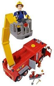 Strażak Sam Wóz strażacki Jupiter z dźwiękiem i światłem + 2 figurki Simba 9257661